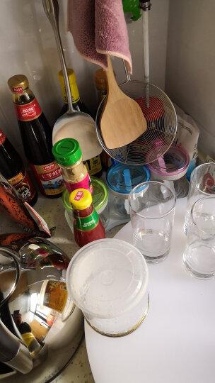 金熊 300ML三组调味罐调料盒油壶酱油醋瓶 带置物架JC300 晒单图