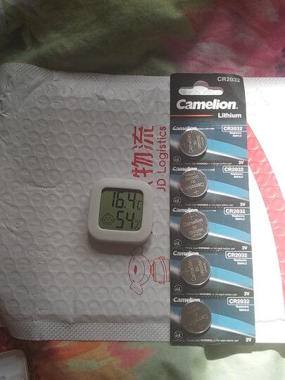 飞狮(Camelion)CR1632/DL1632 3V 纽扣电池 扣式电池 10粒 汽车遥控器/手绘板/电子秤/电脑主板 晒单图