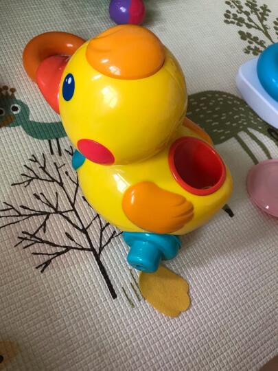 澳贝(AUBY)益智玩具宝宝方向盘儿童模拟仿真汽车驾驶动感驾驶室(新旧配色随机发货)461590 晒单图