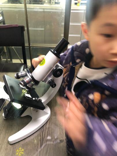 凤凰(Phenix)电子生物显微镜XSP-02-640高倍高清学生便携专业光学看精虫血标本 套餐3=套餐2+萨伽单反摄影套件 晒单图