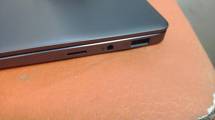 华硕(ASUS) 灵耀S 14英寸超窄边框超轻薄笔记本电脑(i5-8250U 8G 128GSSD+1T MX150 2G IPS)金色(S4100) 晒单图
