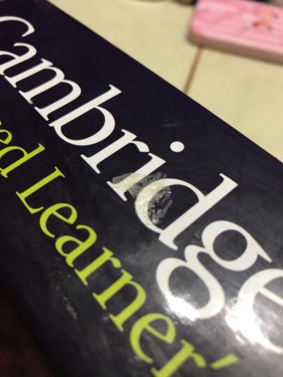 剑桥高阶英语字典 Cambridge Dictionary 第四版 含CD 剑桥字典 原版 晒单图