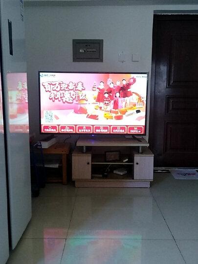 夏新(Amoi)55英寸高清平板电视机 客厅电视 液晶电视 蓝光显示 支持显示器 普通电视 晒单图