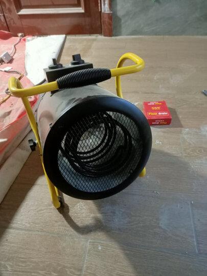 宝工(BGE)暖风机家用取暖器商用电暖器工业热风机大面积取暖炉电暖气大功率烘干机电暖风机浴室办公室 C3 3KW家用220V 防尘防爆防水适用30㎡ 晒单图