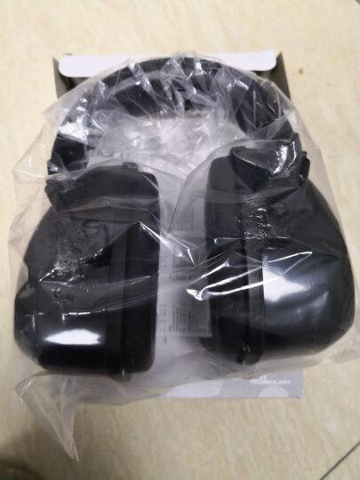 Honeywell霍尼韦尔L2/L3耳罩隔音学习睡眠用防噪音耳机工作射击降噪声防护耳罩 L3-1010924(升级版) 晒单图