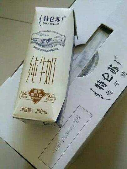 蒙牛 特仑苏 纯牛奶 元宵必备 250ml*16 礼盒装 晒单图