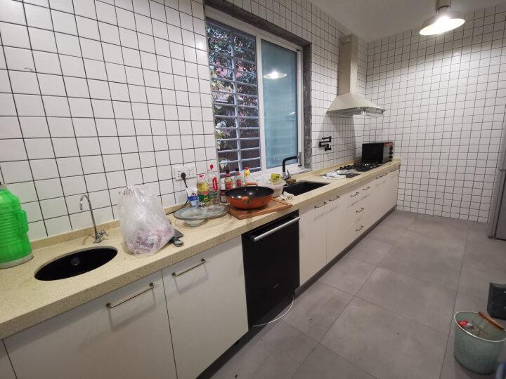 Almawin 德国进口洗碗机专用亮碟剂 欧盟有机认证 原装洗涤剂漂洗剂光亮剂 500ml+洗碗块500g+洗碗盐2kg套装 晒单图