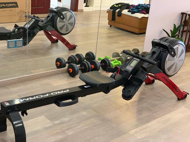 美国爱康划船机41016家用静音可折叠健身运动器材风阻划船器 京东官方配送 晒单图