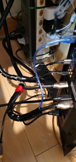优越者 HDMI线2.0版 4k数字高清线 1.5米 3D视频线工程级 笔记本电脑连接电视投影仪显示器数据连接线Y-C137U 晒单图