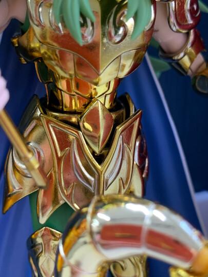 万代(BANDAI) 圣衣神话EX 黄金圣斗士 手办模型玩具 山羊座 修罗 18cm 晒单图