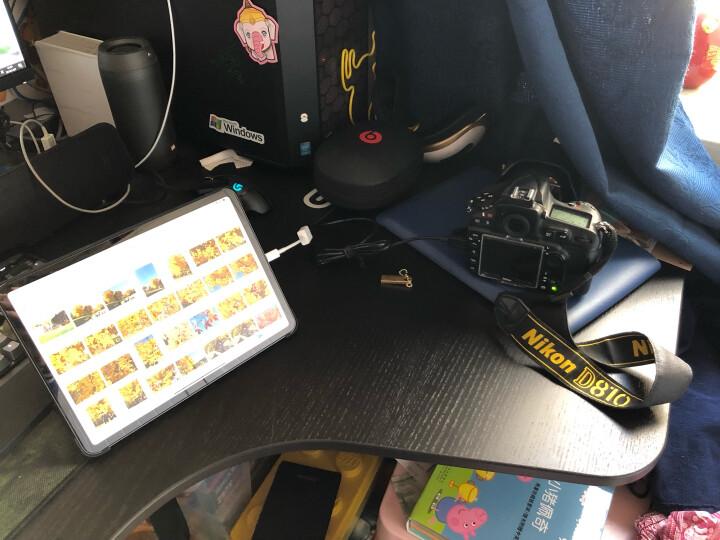 Apple Lightning/闪电 转 3.5毫米耳机插孔转换器/转换头 晒单图