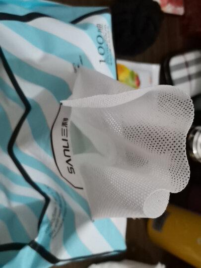 三利 棉柔巾 一次性洗脸巾 干湿两用柔巾手帕纸 100片/盒 亲肤美容洁面巾 婴儿宝宝儿童抽纸毛巾 晒单图