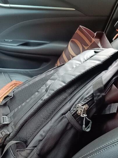 七匹狼(SEPTWOLVES)双肩包男士旅行多功能背包商务出差大容量轻便简约行旅包书包 经典磨砂款 晒单图