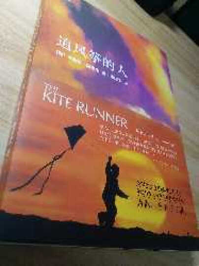 追风筝的人 胡塞尼著 中文小说书籍 高圆圆力荐 情感读物 摆渡人1984偷影子的人同类外国小说书籍 晒单图