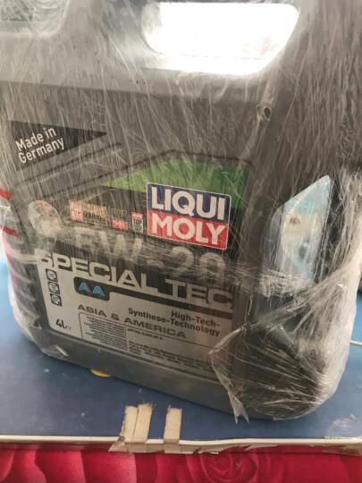 力魔(LIQUI MOLY)顶技4605全合成机油 5W-30 SN/CF级 5L(德国原装进口) 汽车用品 晒单图