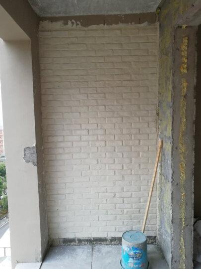饰京坊 文化砖 背景墙 电视背景墙白砖 白色墙砖 客厅阳台装修材料 外墙砖仿古砖 外墙瓷砖 文化石 平面39/箱 晒单图