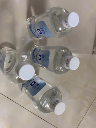 欧洁(oyeah)75%酒精500ml*5瓶 消毒酒精消毒液 晒单图