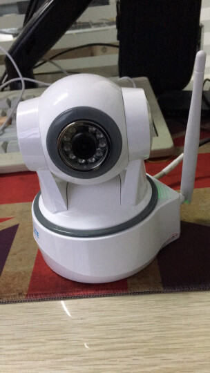 中兴小兴看看Memo 360度云台智能监控摄像头 全景高清wifi网络家用安防无线监控器 手机远程遥控室外摄像头 晒单图