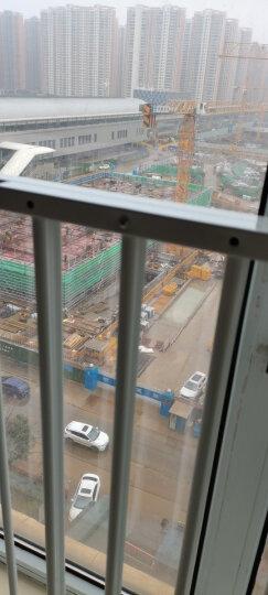 攸曼诚品(EUDEMON)儿童安全窗户防护栏 安全飘窗护栏 高层阳台保护栏 婴儿安全围栏免打孔栏杆 3片宽度163-220cm 晒单图