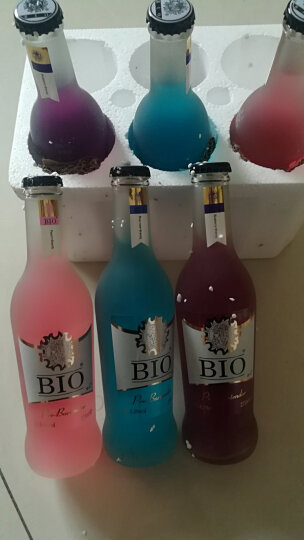 碧欧预调鸡尾酒朗姆酒白兰地混装275ml 一箱六瓶装-六种口味 晒单图
