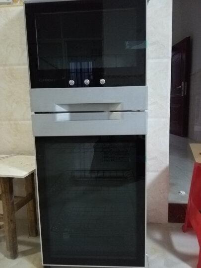 康宝(Canbo)消毒柜 家用 小型 立式 高温 二星级 消毒碗柜 厨房碗柜 XDZ100-N1【5层架100L】 晒单图