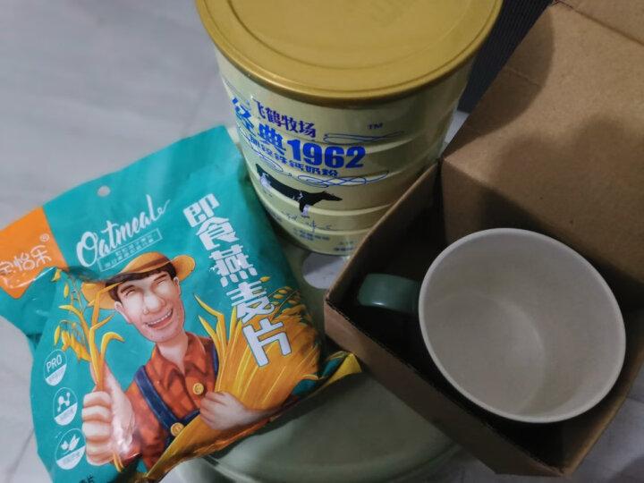 飞鹤(FIRMUS)加锌铁钙奶粉900g罐装 6岁以上儿童男女士学生青少年成人早餐高钙牛奶粉 晒单图
