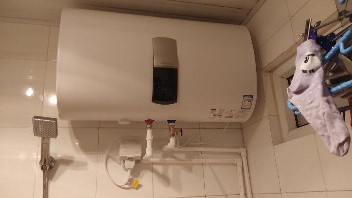 阿诗丹顿(USATON)3000W电热水器40升/50升/60升/80升L出水断电速热式储水式热水器 80L-3000W出水断电 晒单图