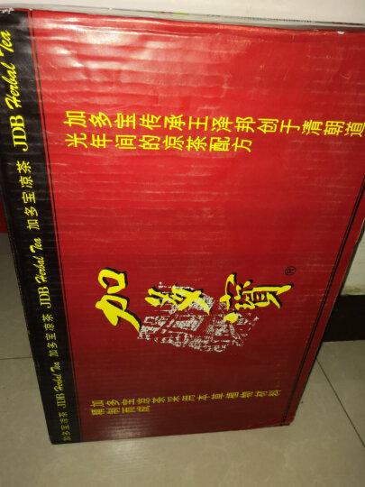 加多宝 凉茶植物饮料 茶饮料 310ml*24罐 整箱装 晒单图