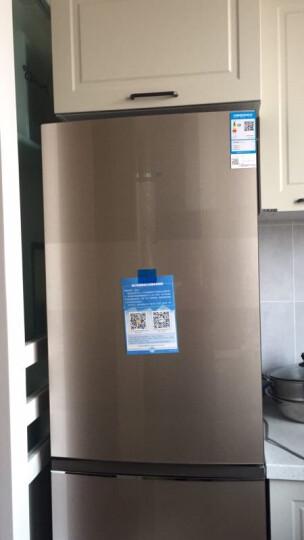卡萨帝(Casarte) 海尔冰箱 出品 329升变频无霜三门冰箱 风机压缩机双变频 彩晶面板BCD-329WDCQ 晒单图
