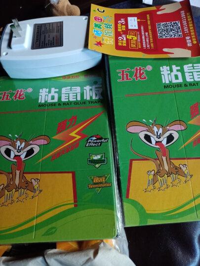 五花超声波驱鼠器家用老鼠夹药捕鼠器电子猫灭鼠神器 A12适用150平米 晒单图