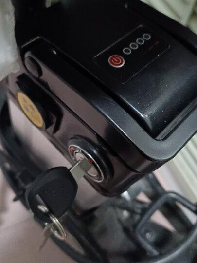 天能电动车锂电池48v10ah银鱼款女式电动自行车代驾折叠车三元锂离子48V锂电池 铝壳高度265/三星头/三竖 晒单图