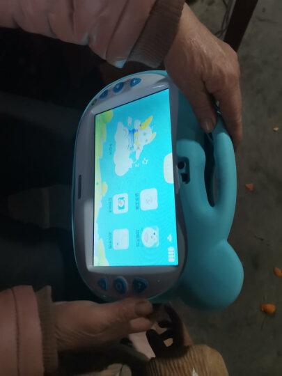 蓝宝贝(LanBaoBei)视频早教机wifi宝宝婴幼儿童学习机国学故事机0-1-3-6岁男女玩具 【9英寸 触屏版】粉色32G 晒单图