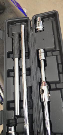 立牌TL-0005 汽车轮胎扳手 加长十字拆轮胎汽修工具 维修换胎扳手加力杆伸长手柄省力拆卸套筒 下单即送赠品-工具收纳盒 晒单图