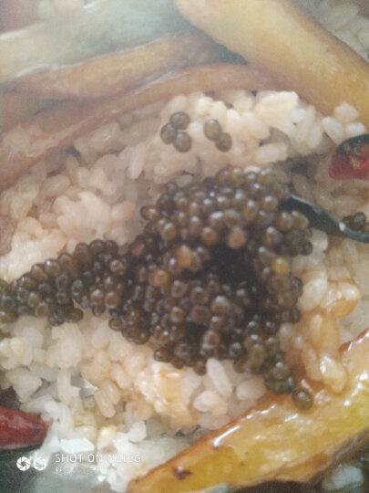 Ambrosia 海博瑞鲟鱼子酱 罐装 10g 黑色 晒单图