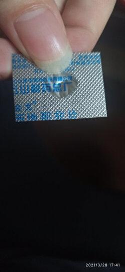 金戈 白云山 伟哥 枸橼酸西地那非片 50mg*1片/盒 治疗勃起功能障碍 晒单图