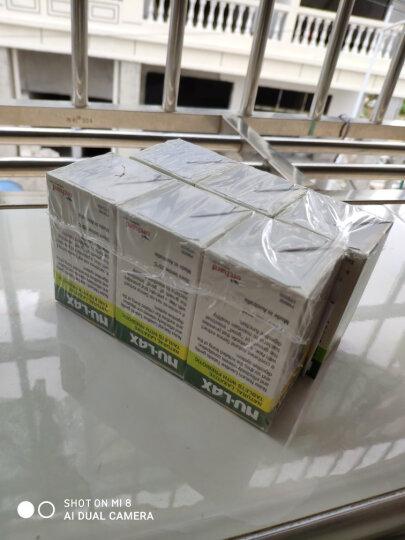 乐康膏(NU-Lax)天然果蔬膳食纤维清宿便排肠毒养颜润肠通宿便 芦荟乐康片40片2瓶 晒单图