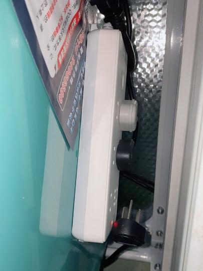 公牛(BULL)新国标插座/插线板/插排/排插/接线板/拖线板 GN-607  4位总控全长1.8米 晒单图