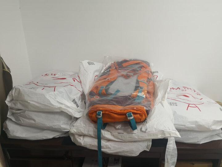 探路者(TOREAD) 登山包 户外男女通款60升双肩背包 徒步旅行背包 ZEBF80509 南瓜橘 晒单图