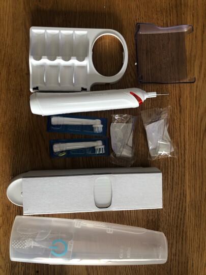 飞利浦(PHILIPS)儿童电动牙刷头适配HX6322HX6352HX6312HX6311 HX6032/63儿童迷你型2支装 晒单图