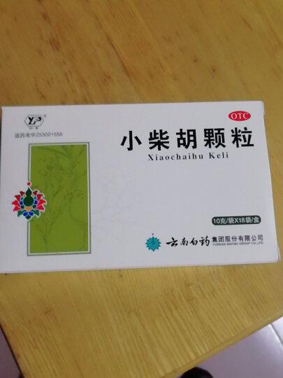 云南白药 云丰 通宣理肺片 24片*1盒(咳嗽 发热 流涕 ) 晒单图