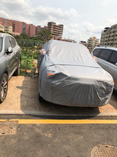 卡耐银盾汽车车衣全车罩 哈弗H6奇骏昂科威欧蓝德长安CS75奥迪Q5宝骏530荣威RX5自由光RAV4远景X6车衣外罩 晒单图