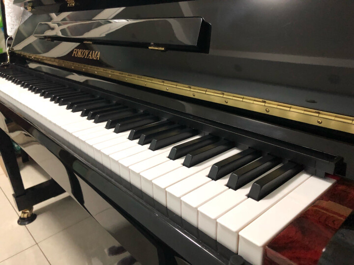日本FOKOYAMA(富弘雅马)立式钢琴全新高端品牌家用初学者成人儿童考级练习专业演奏真钢琴 定金专拍,货到付尾款 晒单图