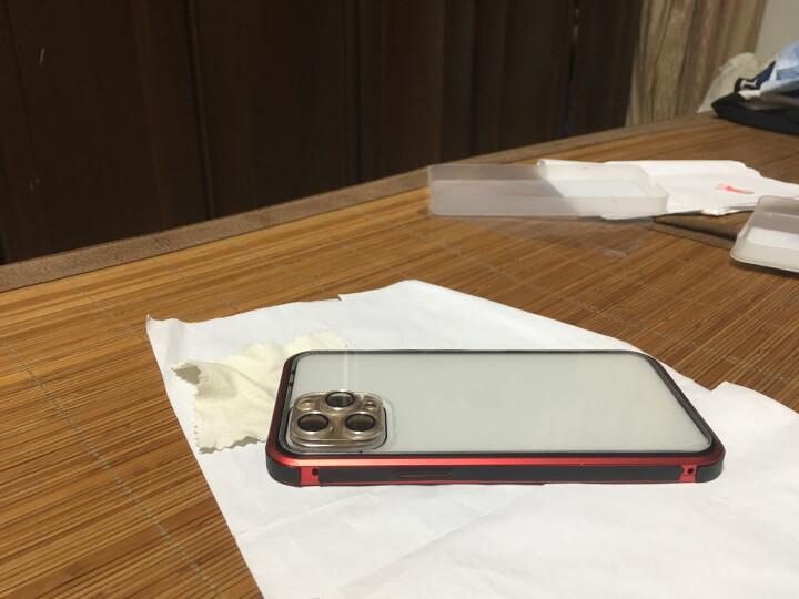 【3片装】朗客 iphone6splus/6plus钢化膜 苹果6splus/6 plus手机膜抗蓝光软边全屏覆盖高清手机贴膜【白色】 晒单图