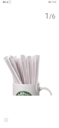 Mongdio 咖啡搅拌棒一次性单支独立包装咖啡棒 100支装 14cm(买二送一) 晒单图