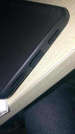 KOLA 荣耀畅玩6X手机壳 微砂硅胶软壳保护套 适用于华为荣耀畅玩6X 黑色 晒单图