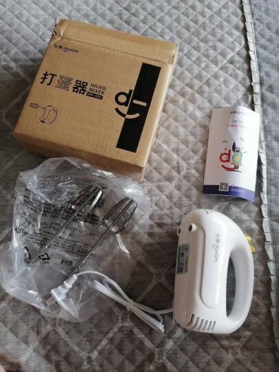 东菱(Donlim)打蛋器 手持打蛋器 电动打蛋器 料理机  打发器 多功能家用搅拌机  HM-955 晒单图