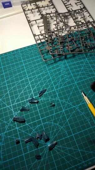 日本原装OLFA爱利华AK-5小黄橡皮章笔刀模型纸雕刻刀手机贴膜刀 KB-5/30B 雕刻刀片 晒单图