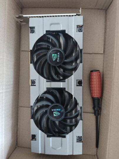 硕扬 10400升i5 11400F/GTX1050Ti 4G/游戏台式家用办公电脑主机DIY组装机 晒单图