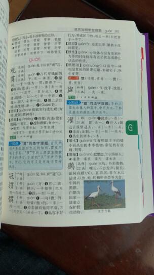 新编小学生字典(第4版) 晒单图