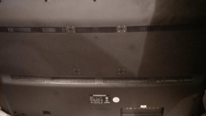 长虹 55D8K 55英寸 8K原装硬屏杜比视听AI远场语音智能网络LED液晶平板电视 晒单图